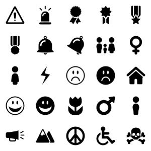 Proglyphs Signs And Symbols