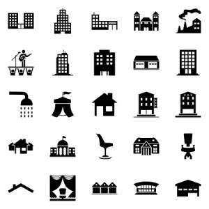 Buildings Places