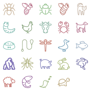 IOS Animals