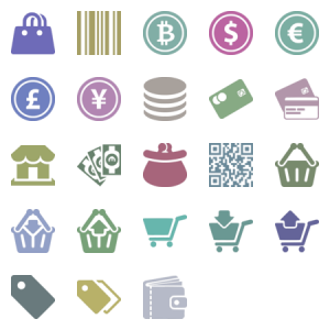 Proglyphs Shopping And Finance