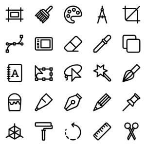 Mini Graphic Design Tools