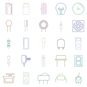 Electronic Components  Outline