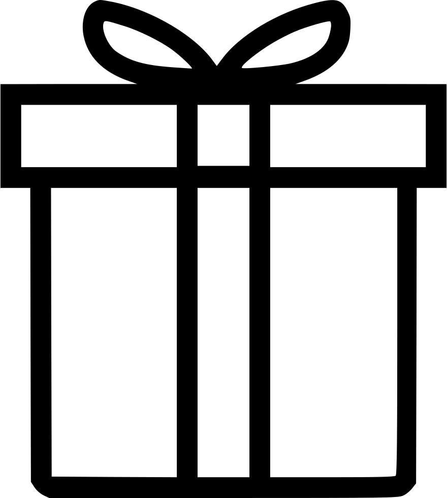 Gift Box Svg Png Icon Free Download (#548808 ...