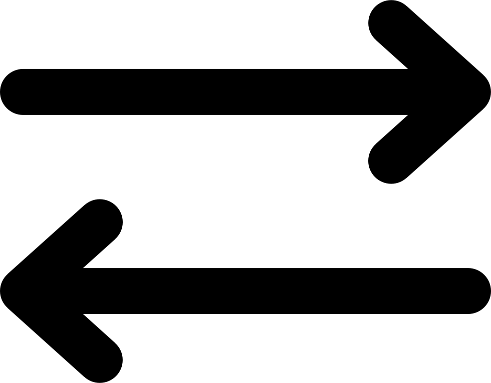 Arrows Horizontal
