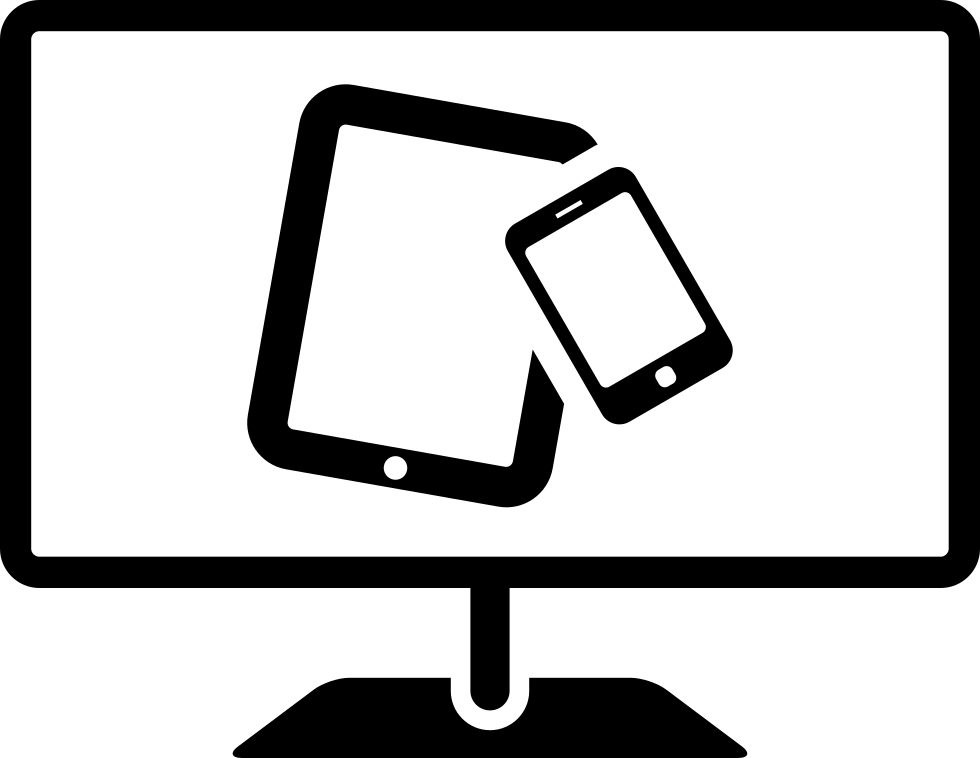 Devices With Different Screens
