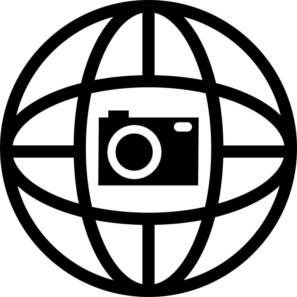 Photo Camera In World Grid