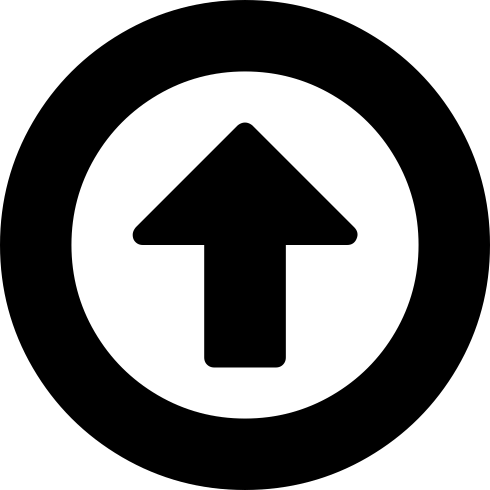 Arrow Circle O Up
