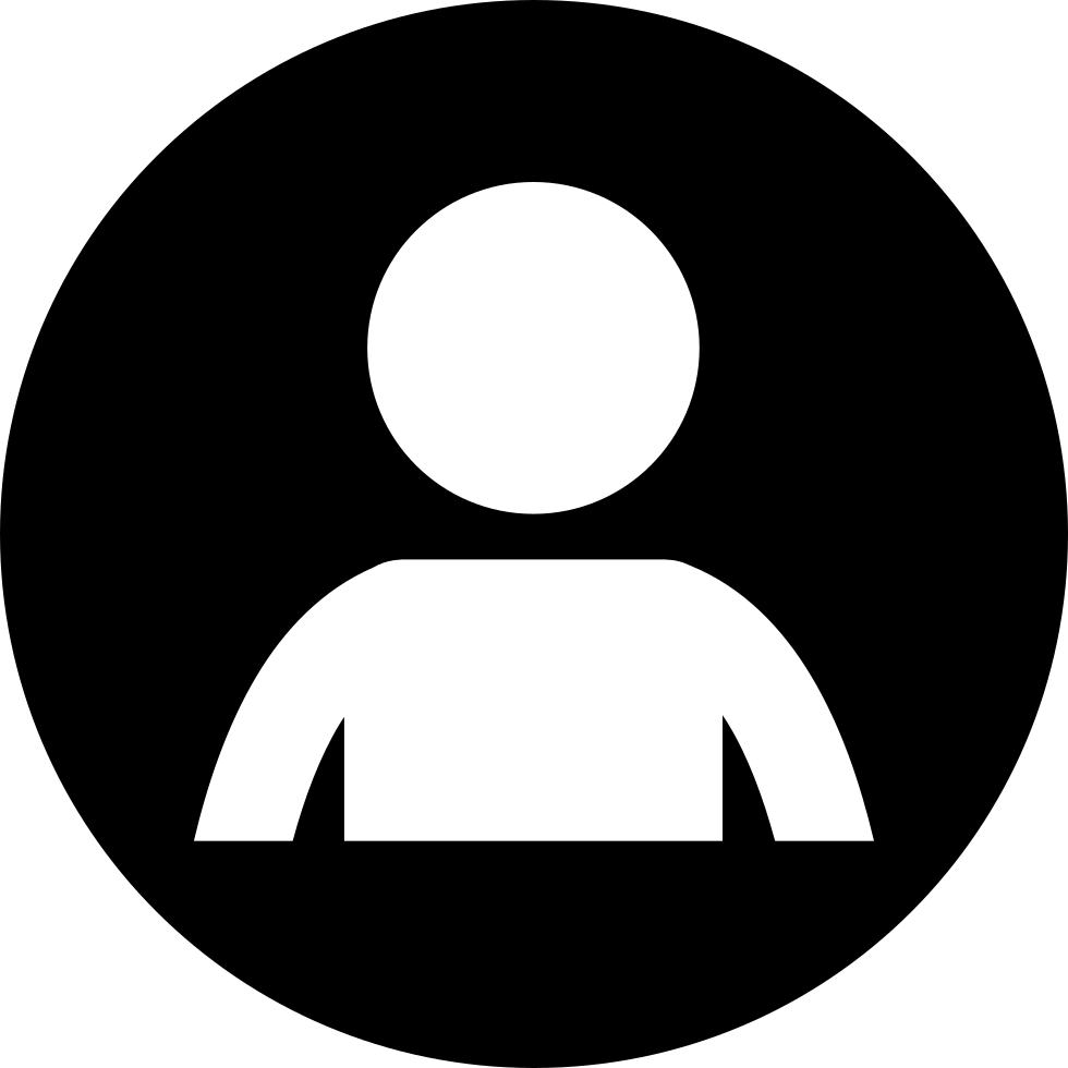 person round svg png icon free download   141364 person icon vector free business person icon vector