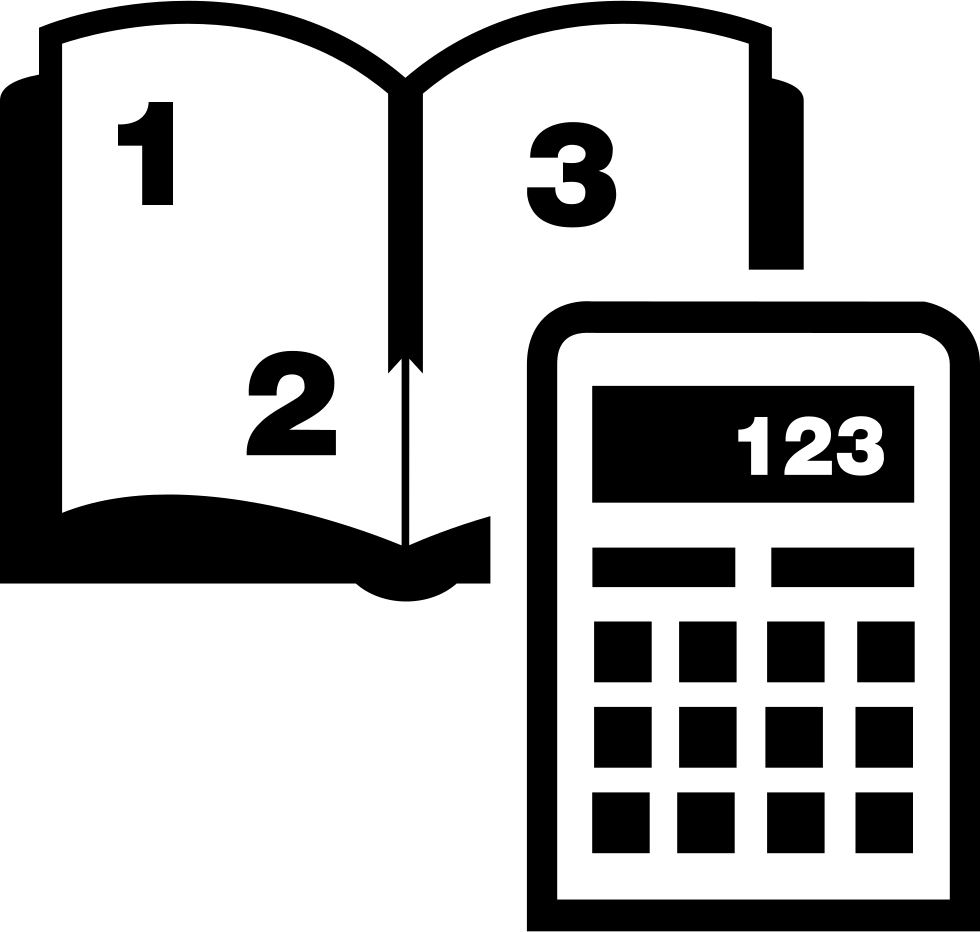 Mathematics Book And Calculator