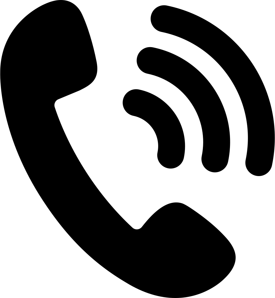 telephone svg png icon free download 157010