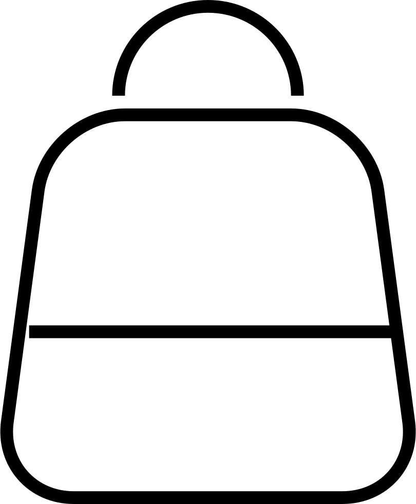 Shopping Bag Outline