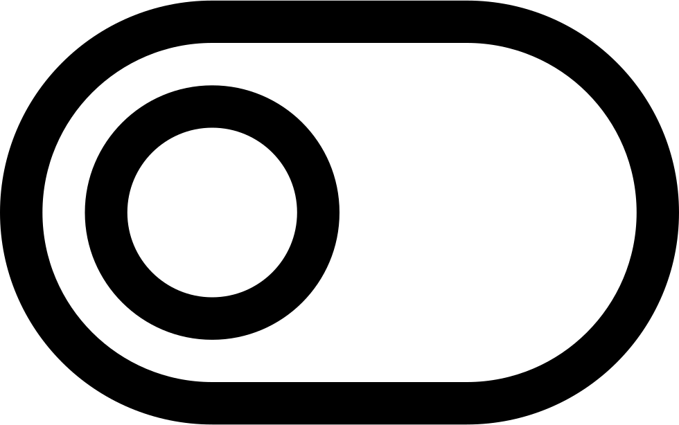 Switch Outlined Symbol