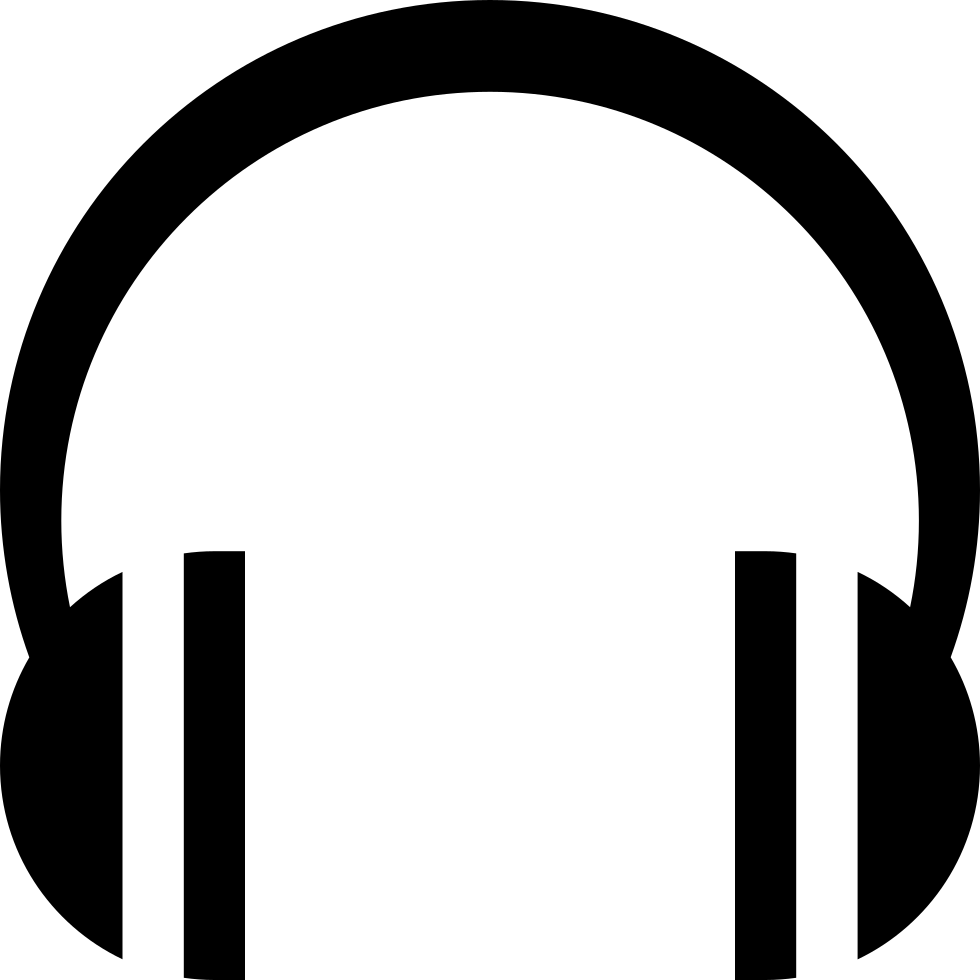 Headphones Svg Png Icon Free Download (#178292 ...