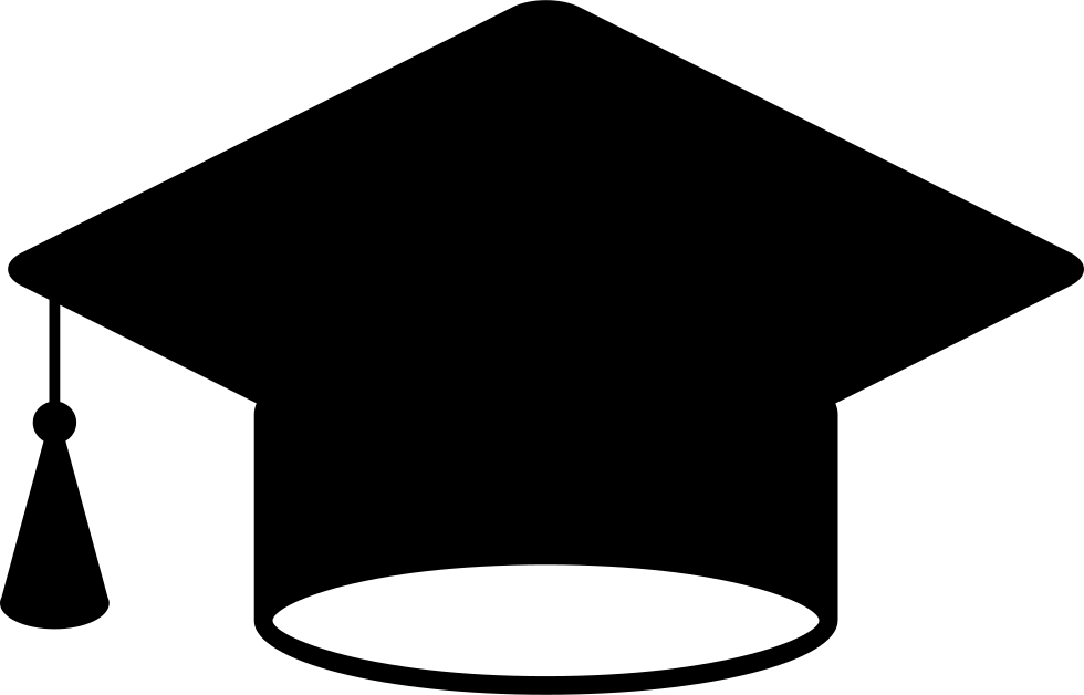Graduation Hat Svg Png Icon Free Download (#18872 ...