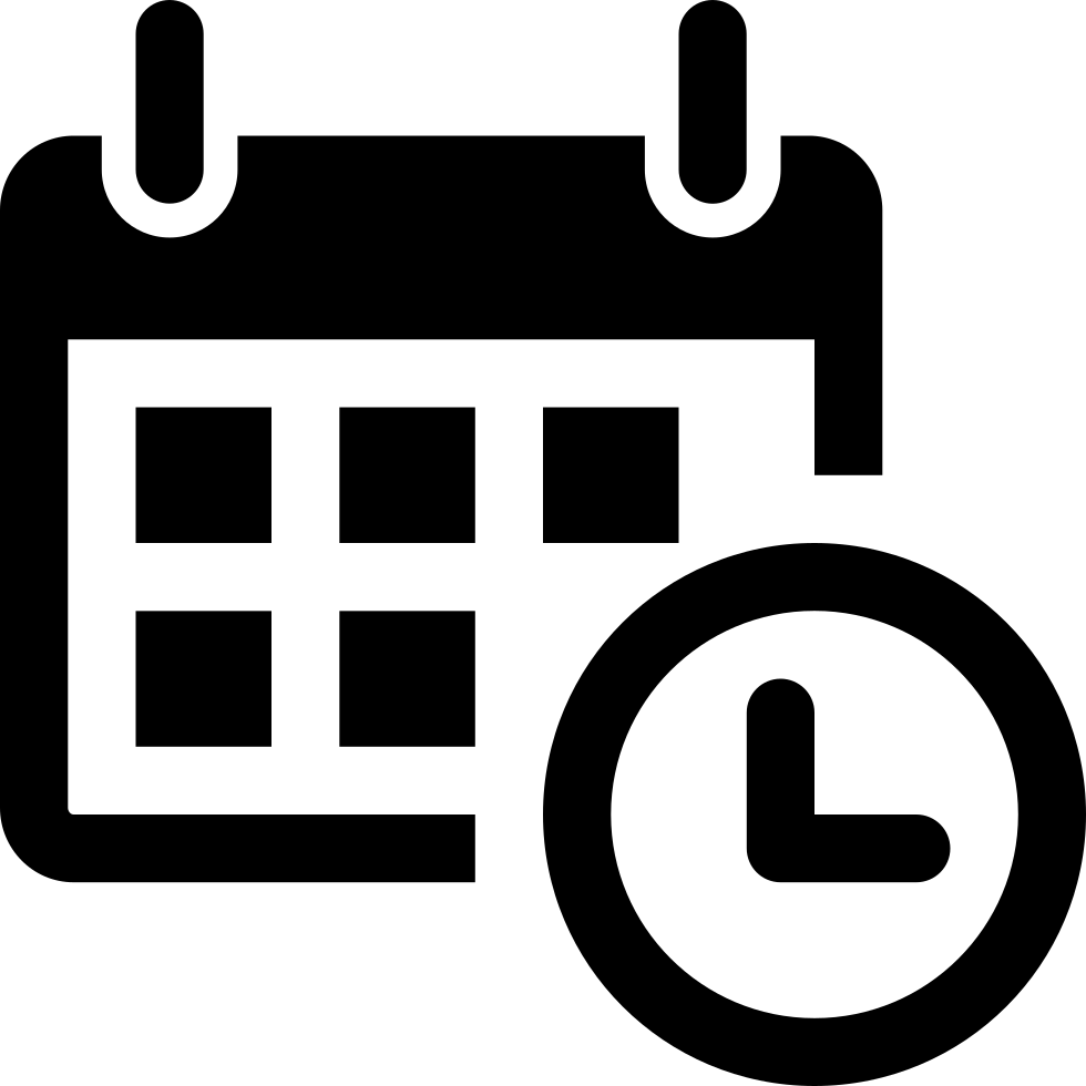 Schedule Svg Png Icon Free Download (#189017) - OnlineWebFonts.COM