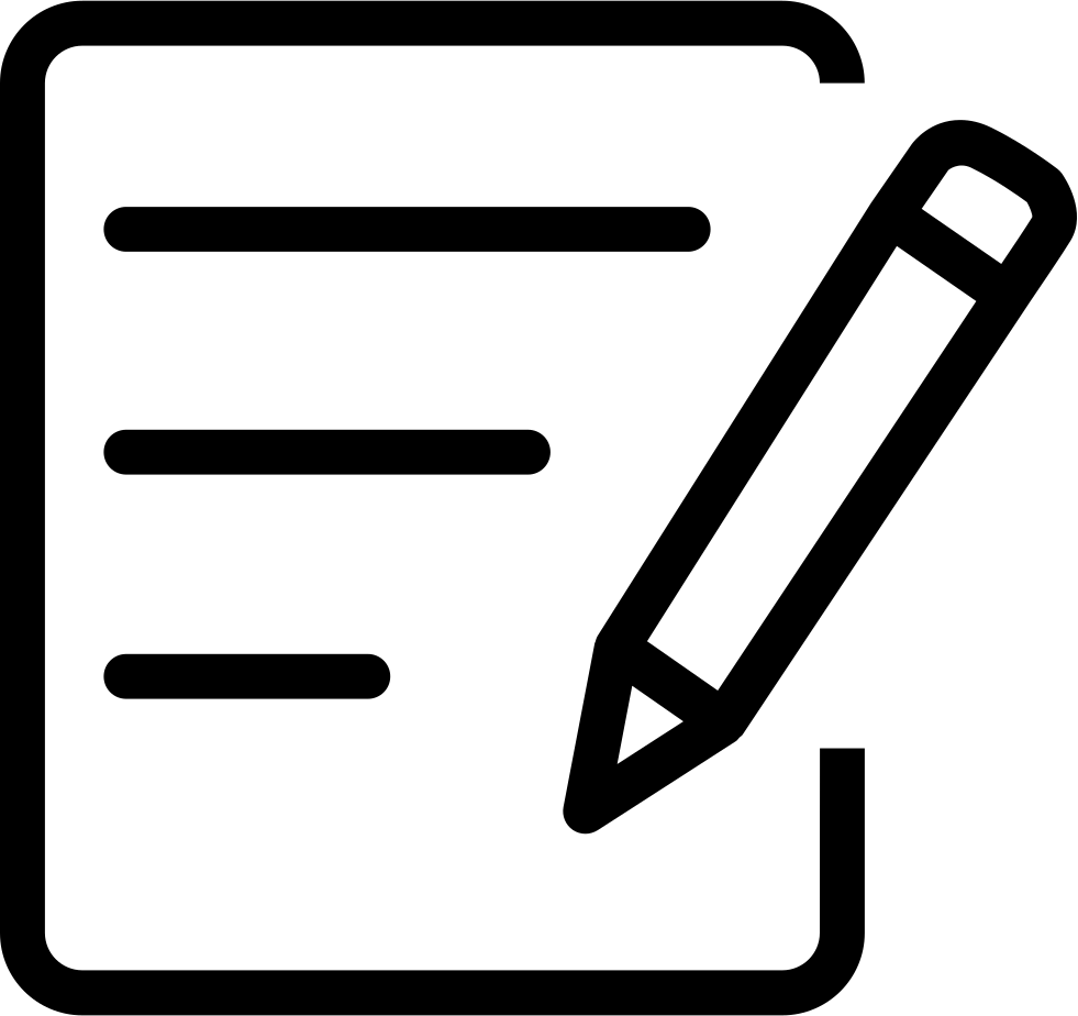 Notepad icon png