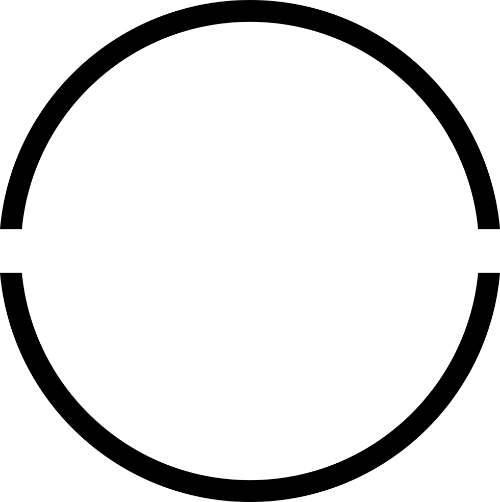 Circle Border Svg Png Icon Free Download 193950