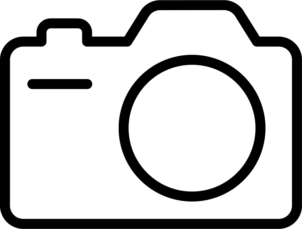 Photo Camera Outline Svg Png Icon Free Download (#19590