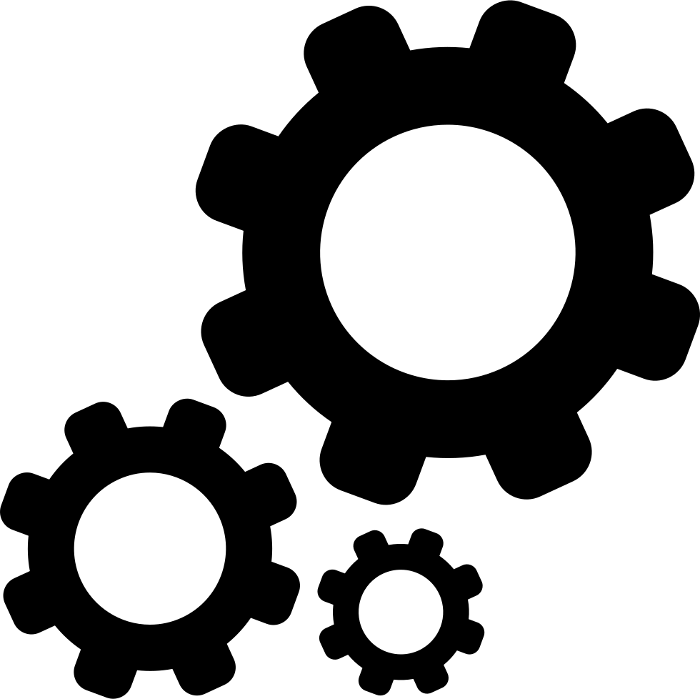 Three Gears Of Configuration Tools