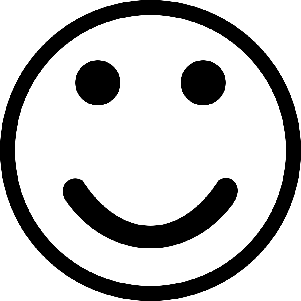 smile svg png icon free download 203224