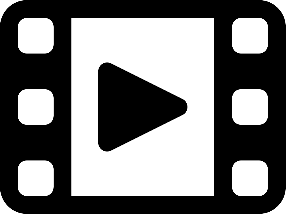 Video Svg Png Icon Free Download 208641 -5649