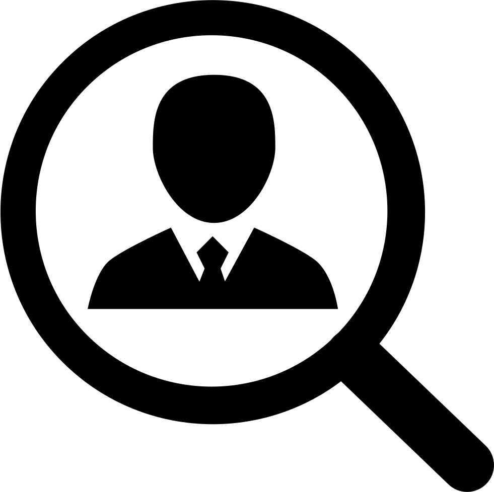 Search For Talent Svg Png Icon Free Download (#213185 ...