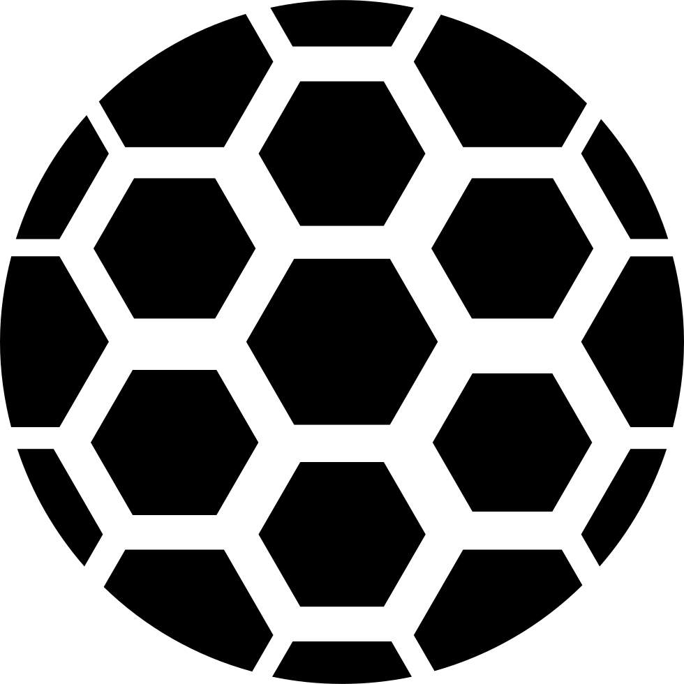 Ball With Hexagons