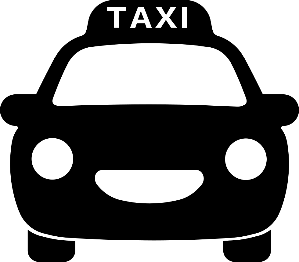 taxi svg png icon free download 223148 onlinewebfontscom