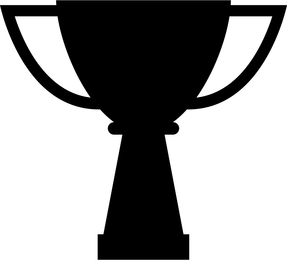 Winners Cup Silhouette