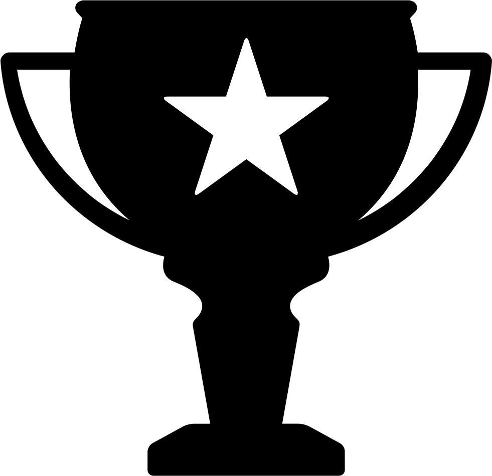 Trophy With A Star