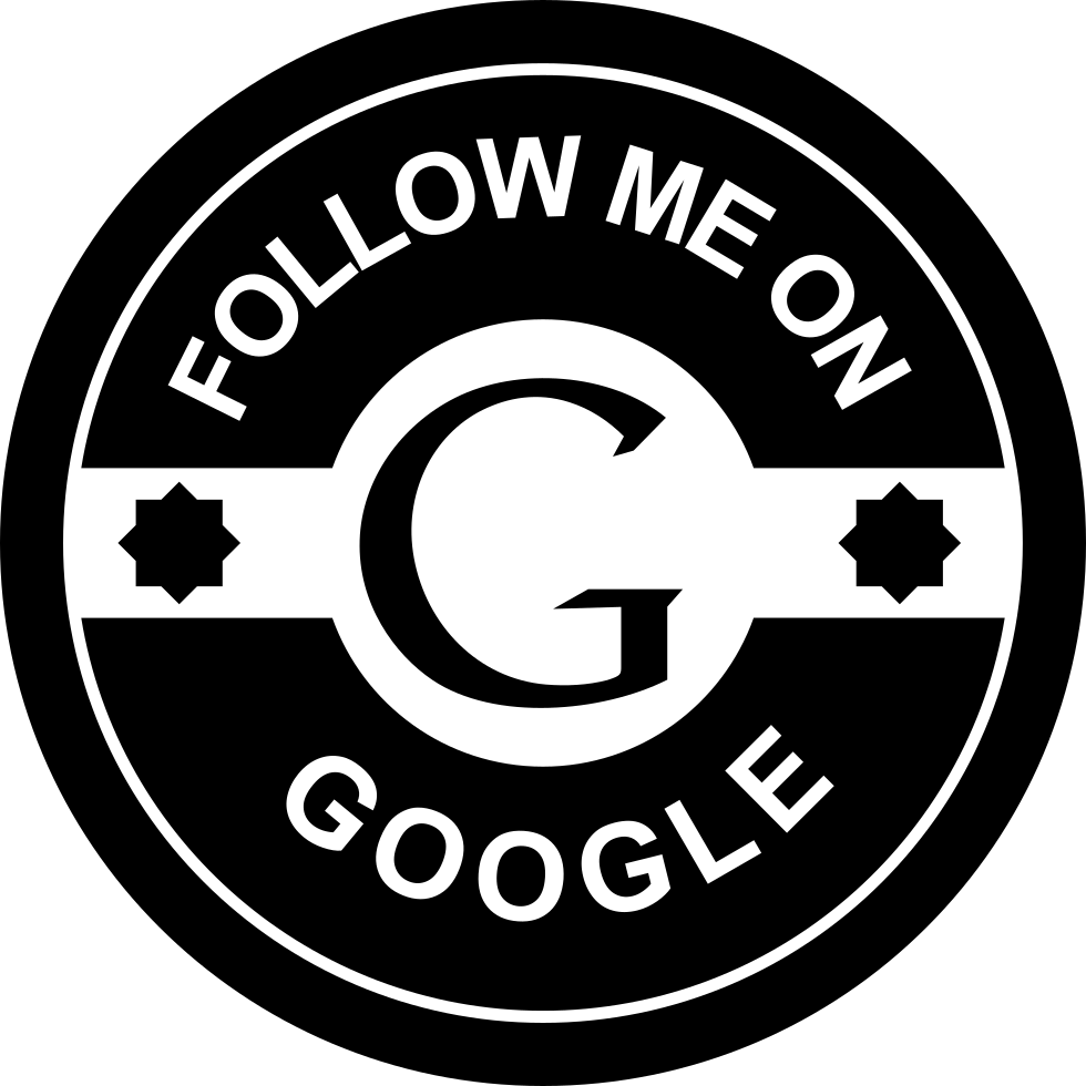 Follow Me On Google