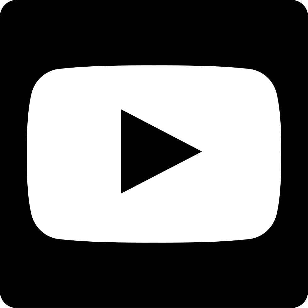 youtube symbol svg png icon free download 24577