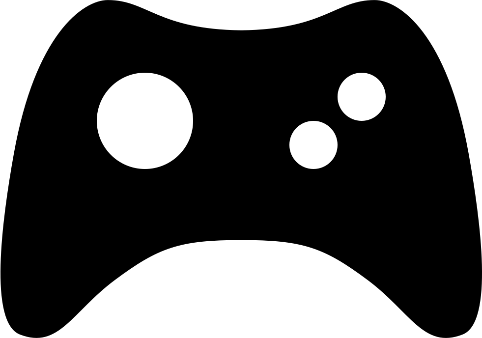 gamecontroller svg png icon free download 2562