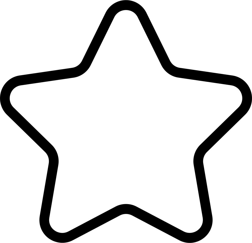 Star Outline Svg Png Icon Free Download 259934