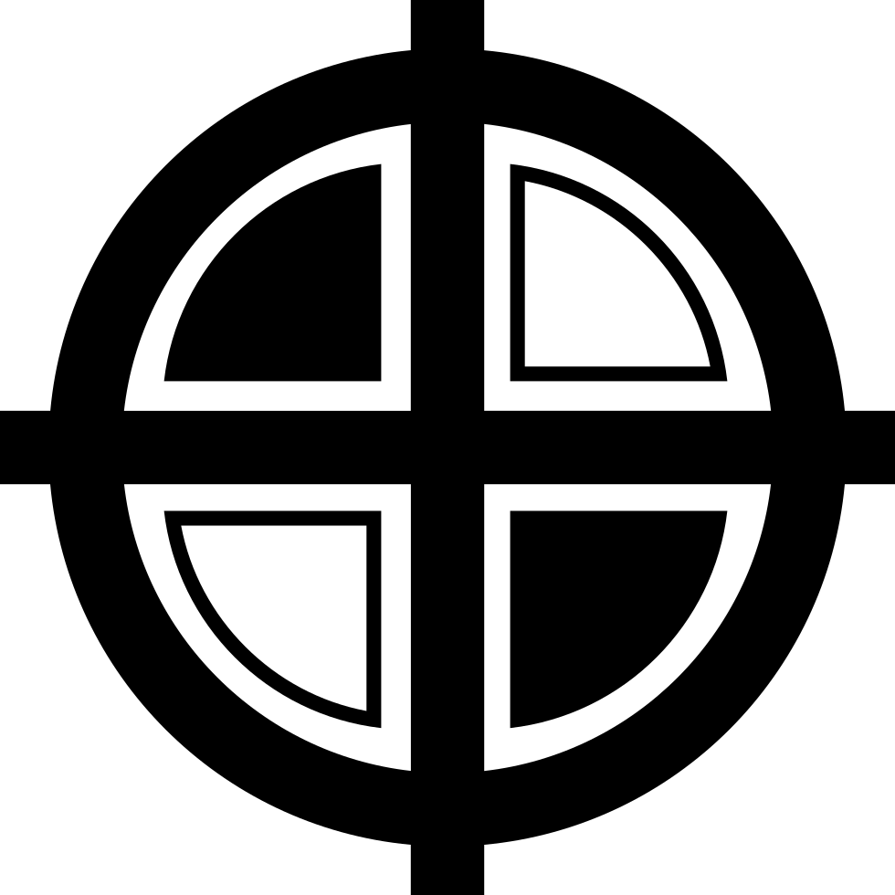 Crosshair Black And White Variant