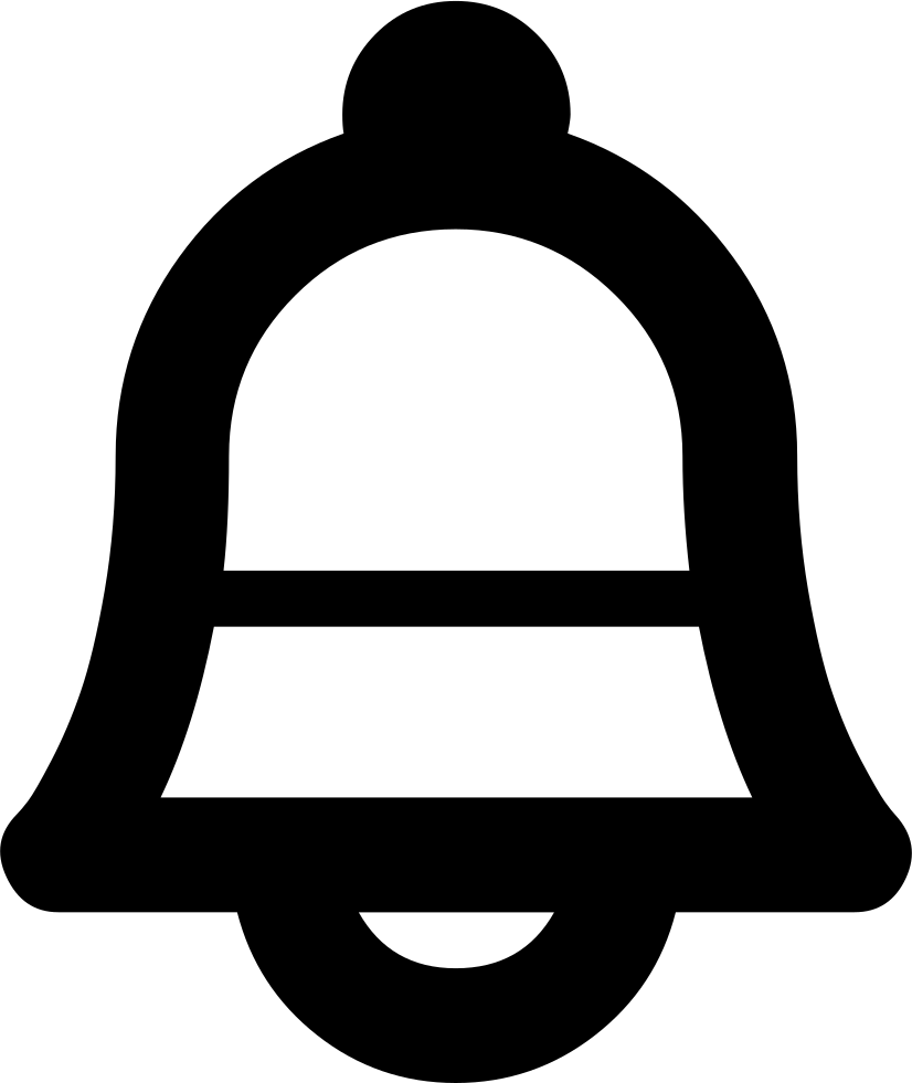 Bell Svg Png Icon Free Download (#287120) - OnlineWebFonts.COM