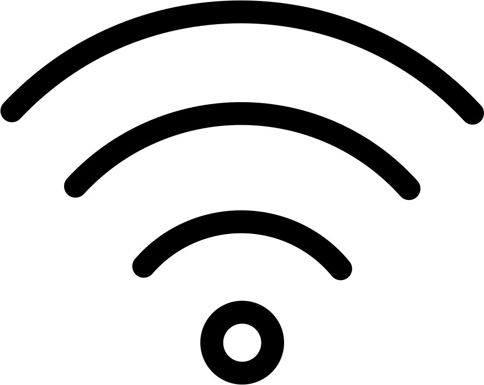 Wifi Signal Icon Svg Png Icon Free Download (#28800 ...