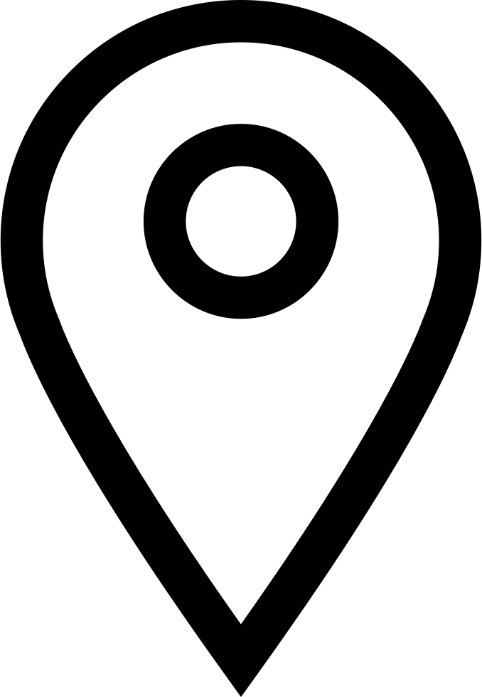 Location Icon Svg Png Icon Free Download (#292413 ...