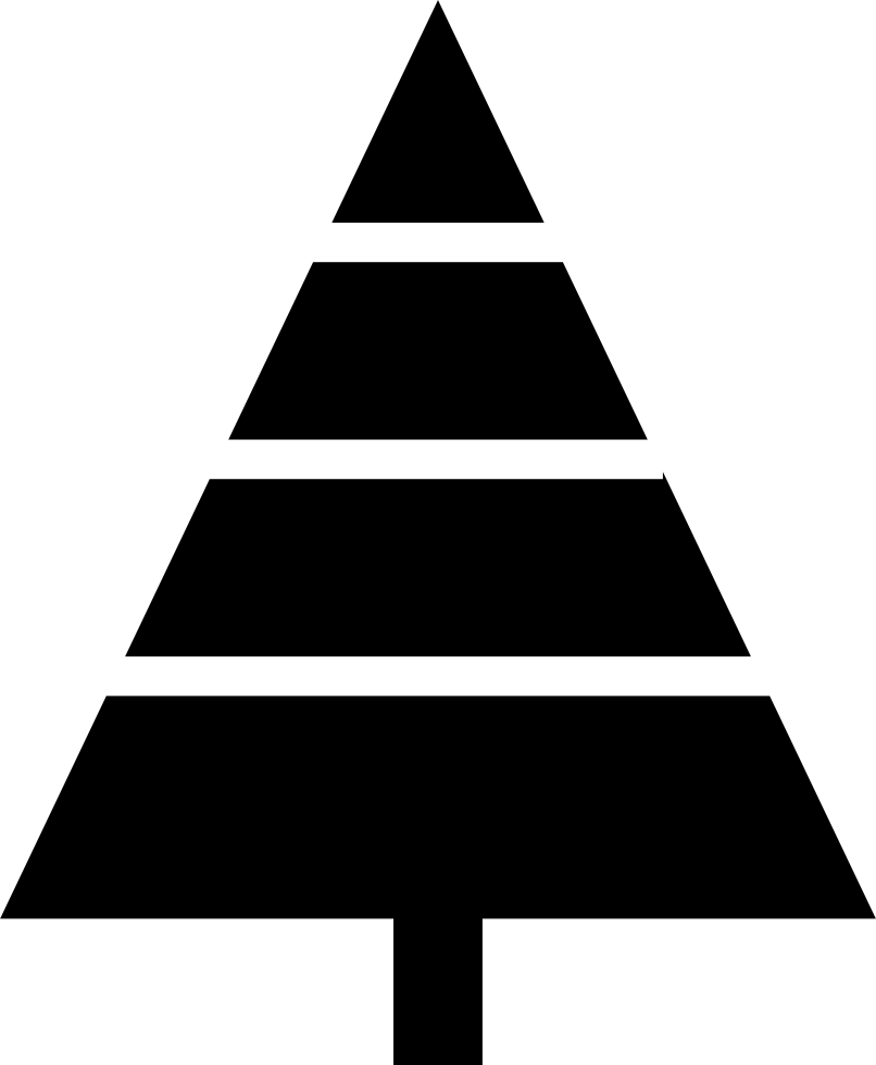 Geometrical Christmas Tree