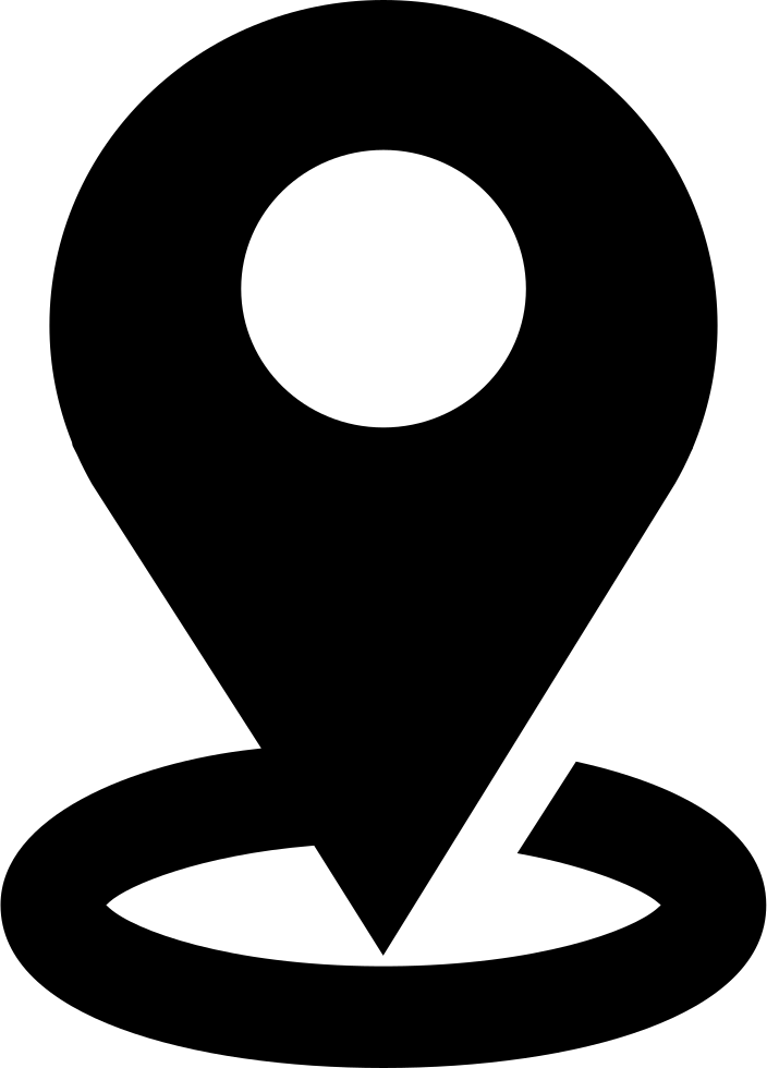 Location Svg Png Icon Free Download (#300781 ...