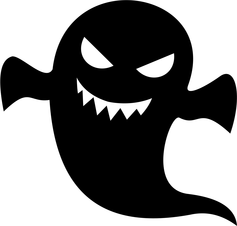 Creepy Ghost Svg Png Icon Free Download 30446