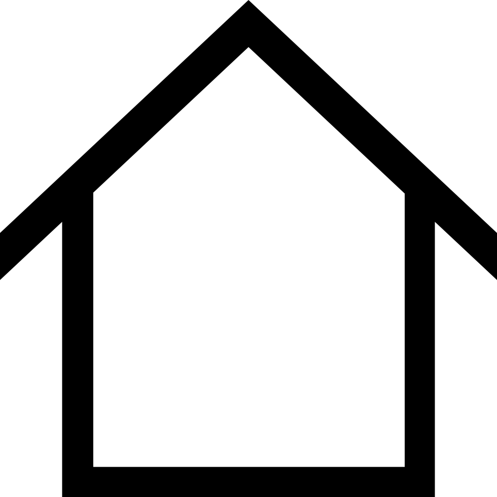 House Svg Png Icon Free Download 324027