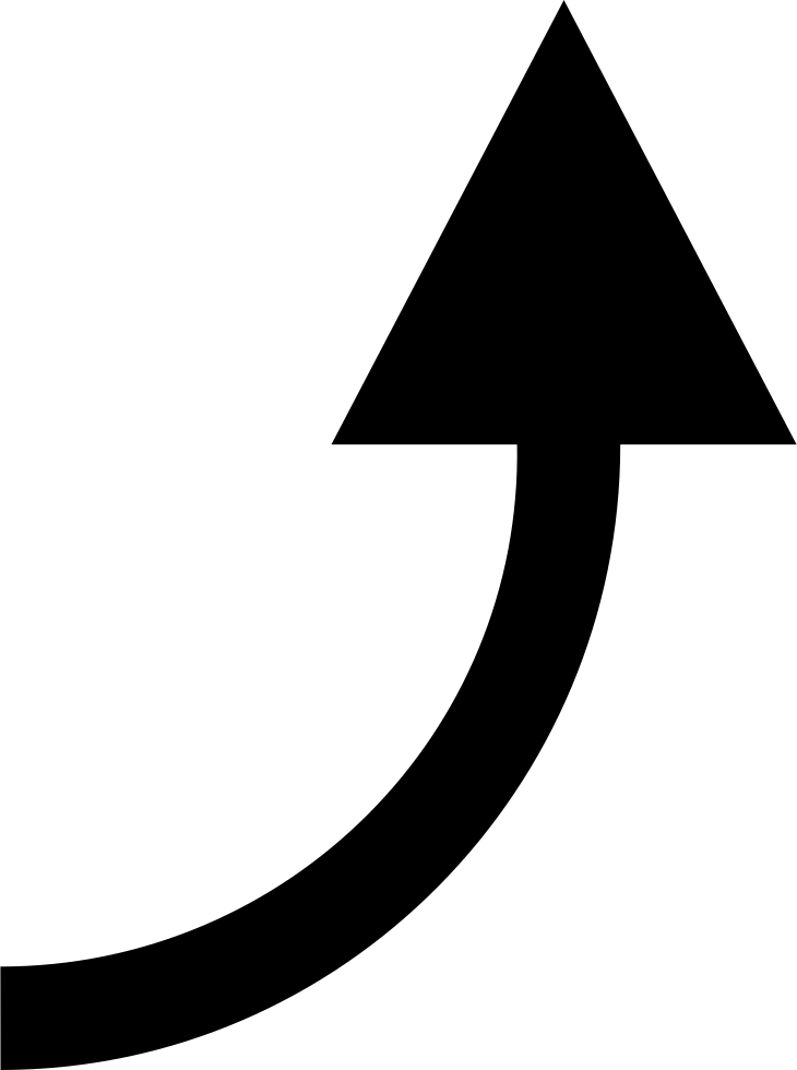 Curved Arrow Right