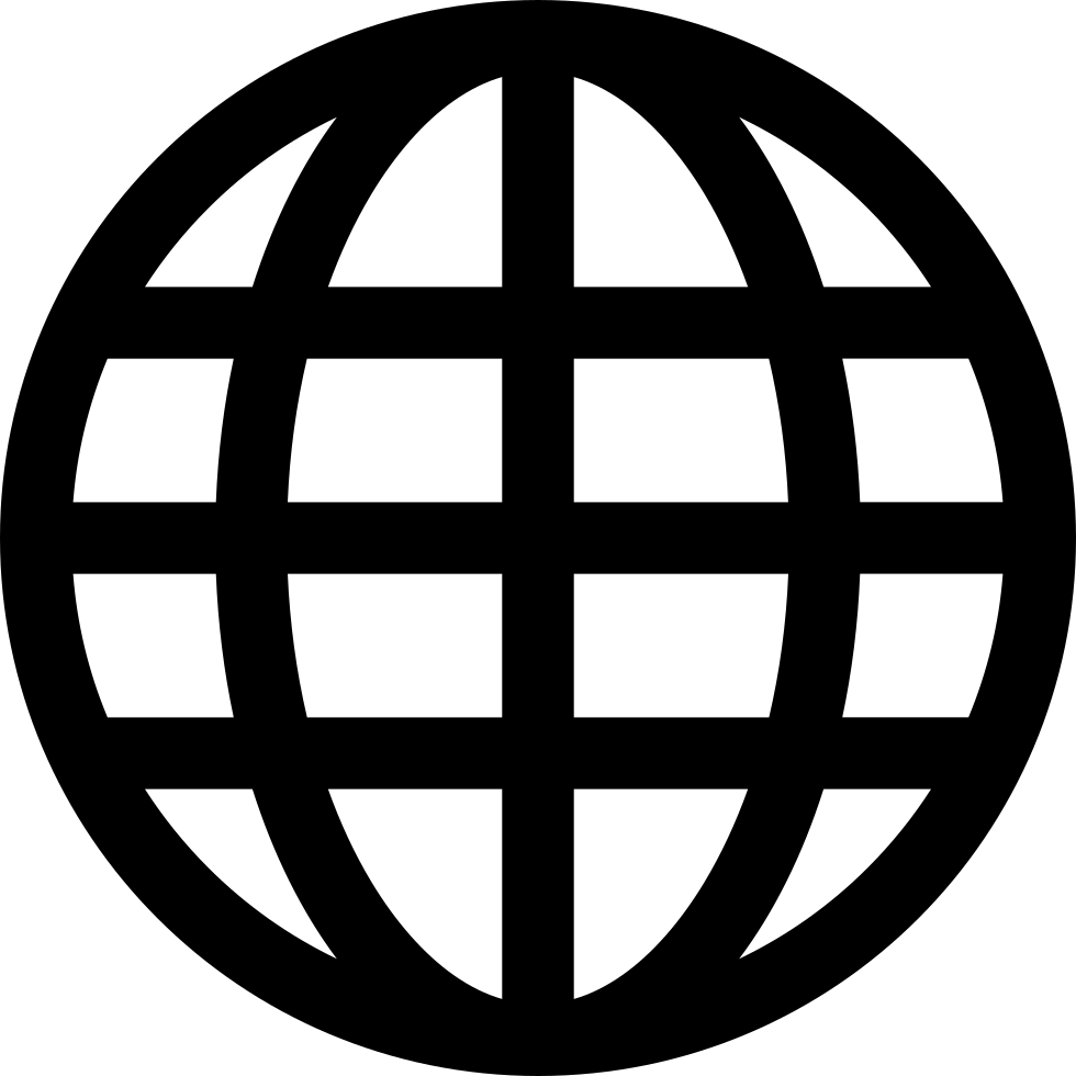 globe grid svg png icon free download 34954