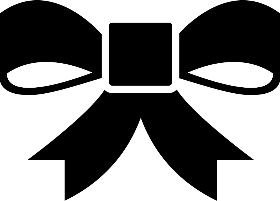 Ribbon Bow Shape