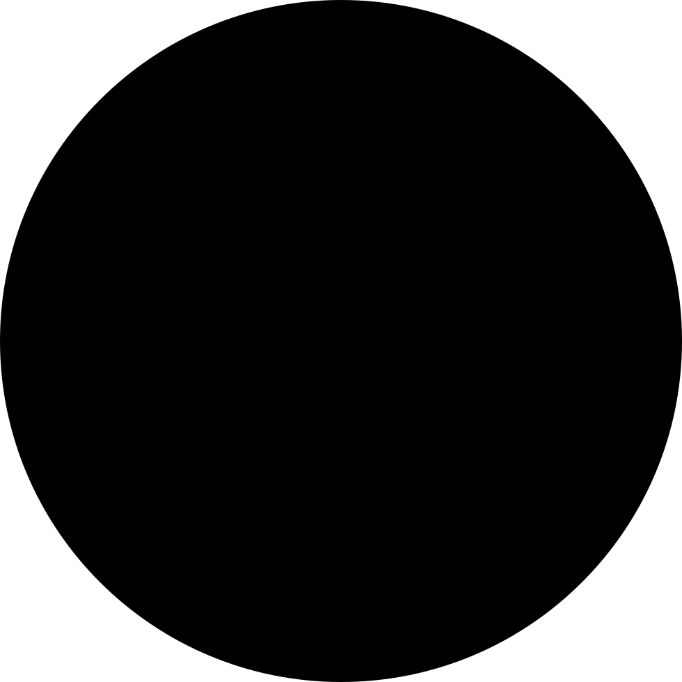 Solid Circle Svg Png Icon Free Download 350541