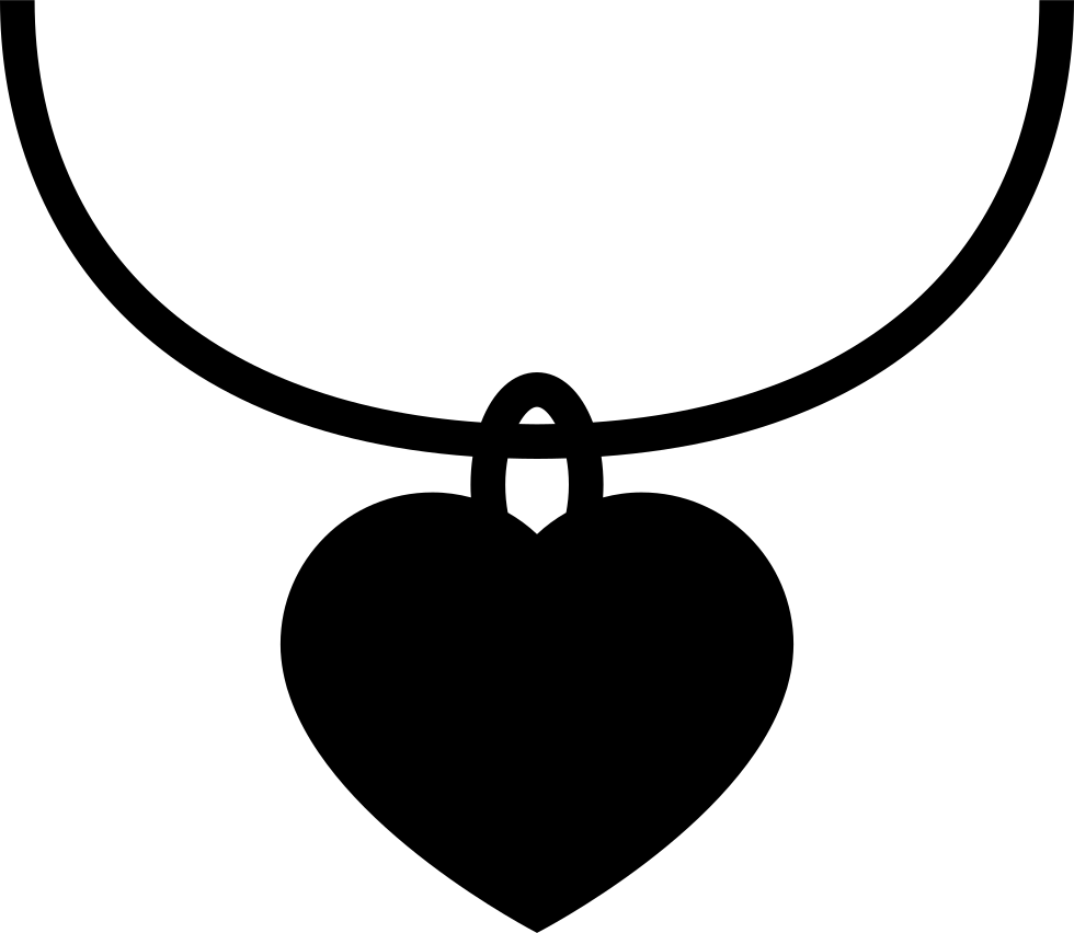 Heart Shaped Jewelry Pendant