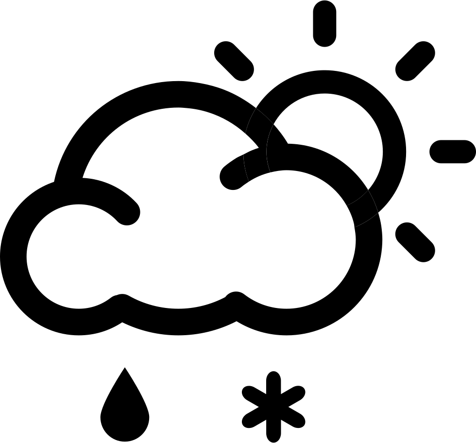 Weather Font Library Svg Png Icon Free Download (#378364 ...