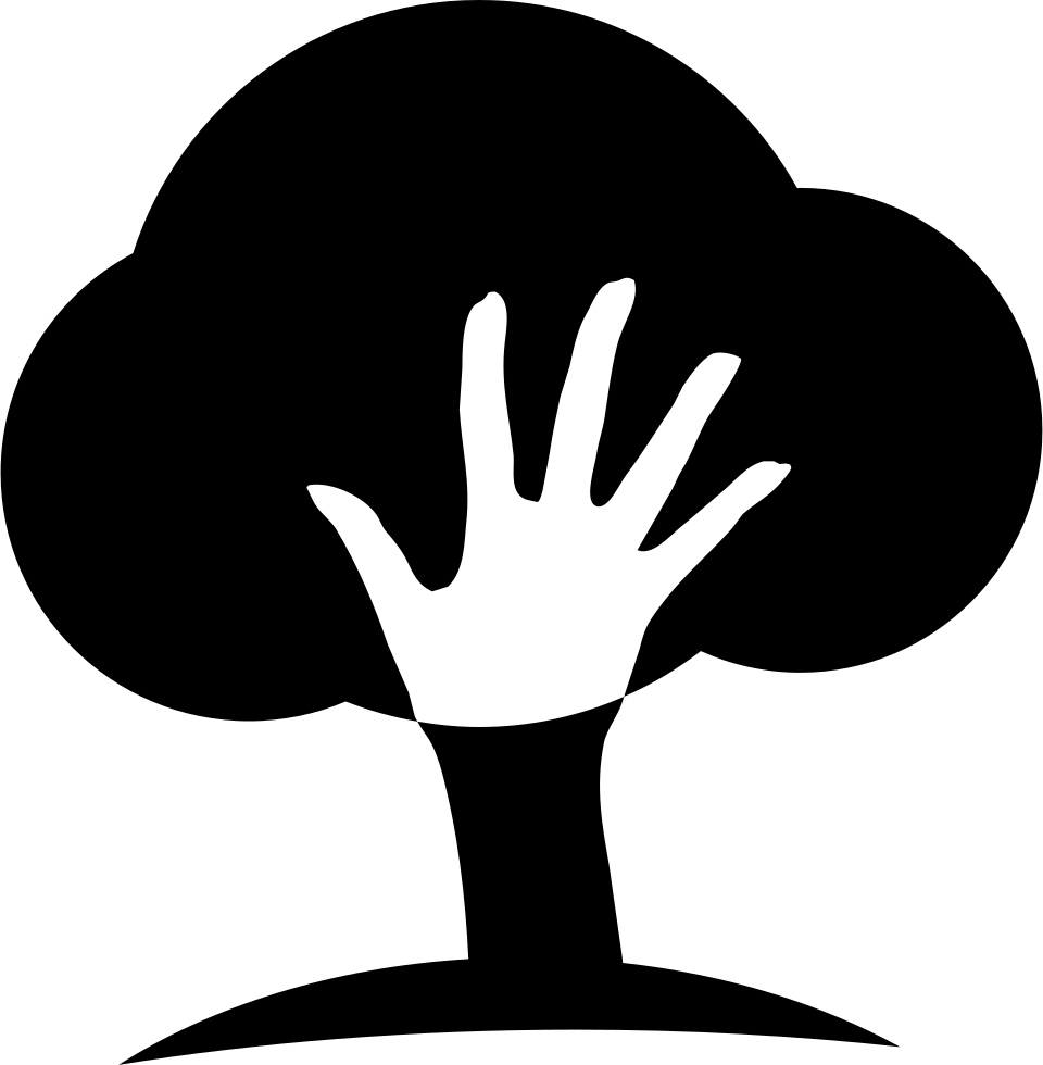 Tree With A Hand