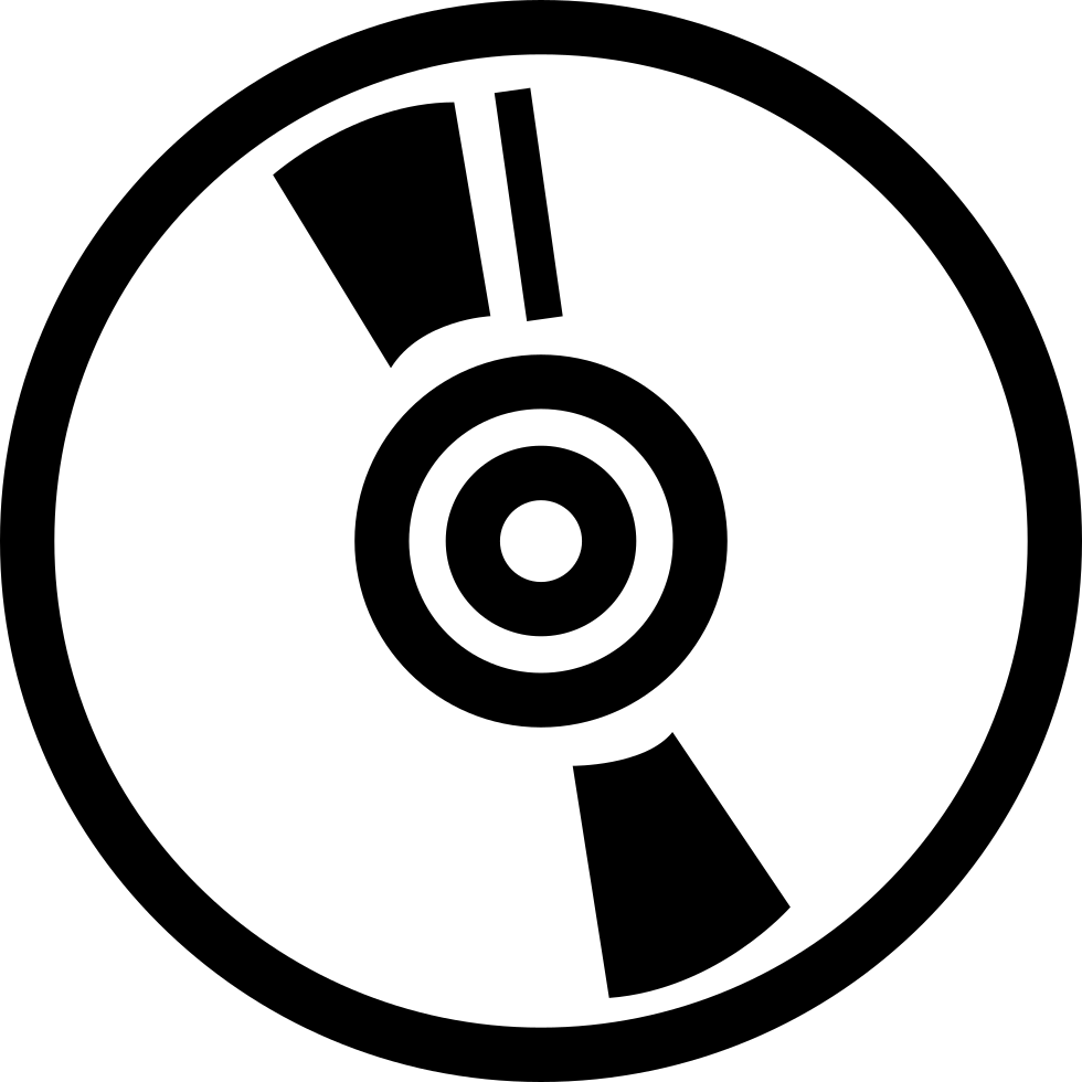 Music Disc White Circle